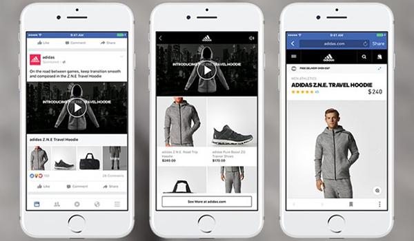 Hướng dẫn cách tạo quảng cáo Facebook Collection đẹp lung linh